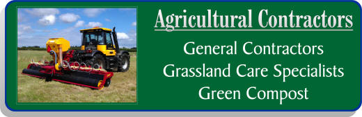Agricultural Contracting Services