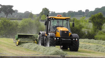 Conventional Baling