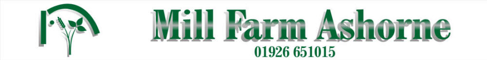 Mill Farm Ashorne - 01926 651 105